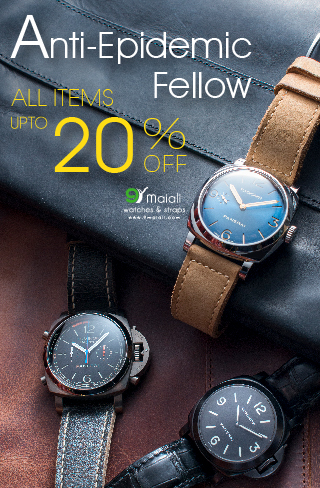 anti epidemic fellow sale watches