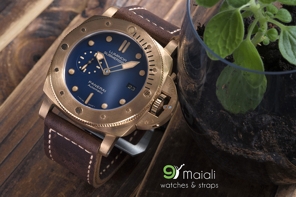 PAM 671 Bronze Bronzo Luminor