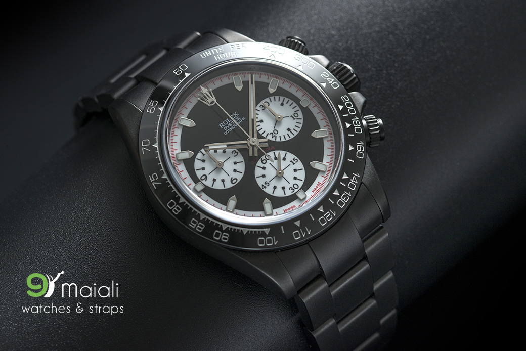 Rolex 116520 Coated PVD