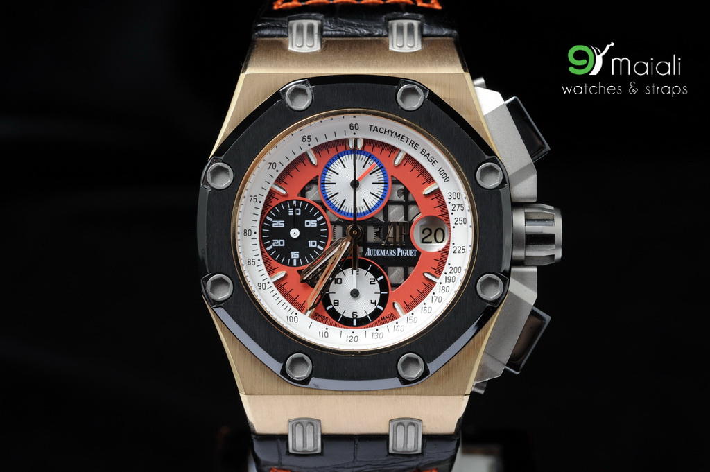 Audemars Piguet Royal Oak Offshore Barrichello Iii